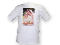 Фото на футболке -подарок парню